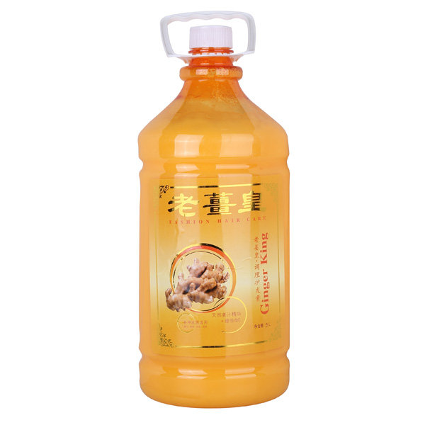 5000ml for salon Ginger hair care cosmetic