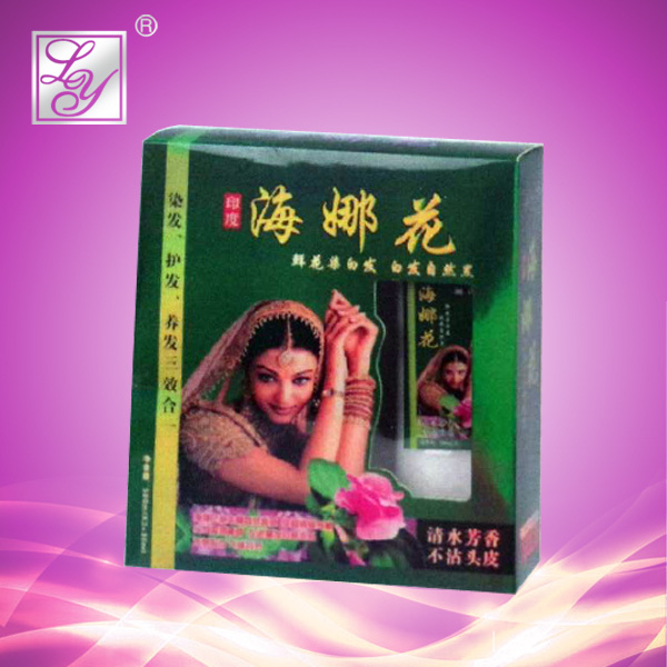Hot selling permanent henna based hair dyes