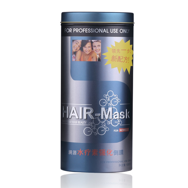 Professional OEM wholesale Ginger Shiness Vitamin B5 deep conditioner for danmage hair