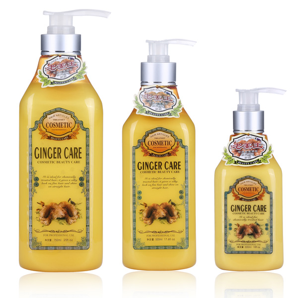 ginger extract anti dandruff hair Shampoo