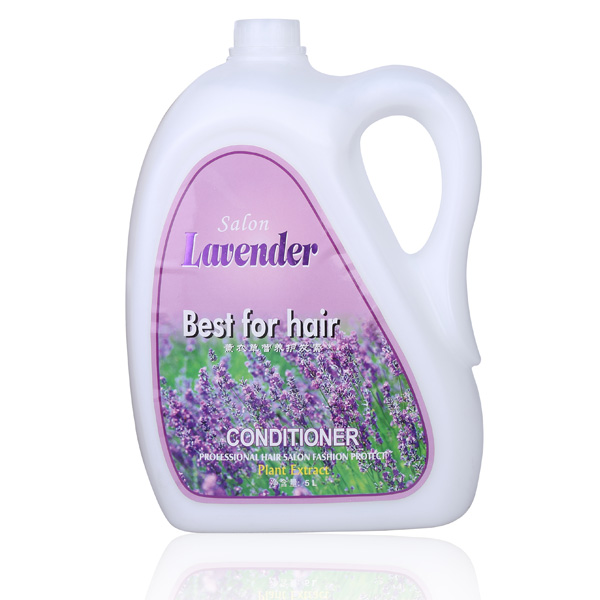 Lavender for salon bulk hair conditioner