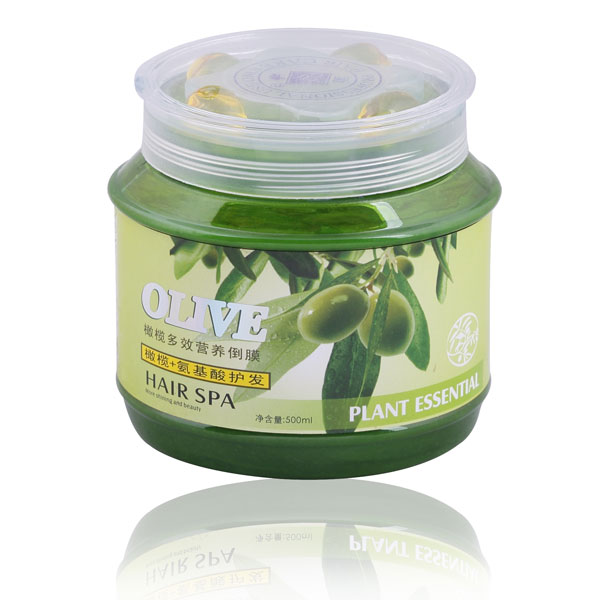 500ml Professional olive essence hair mask