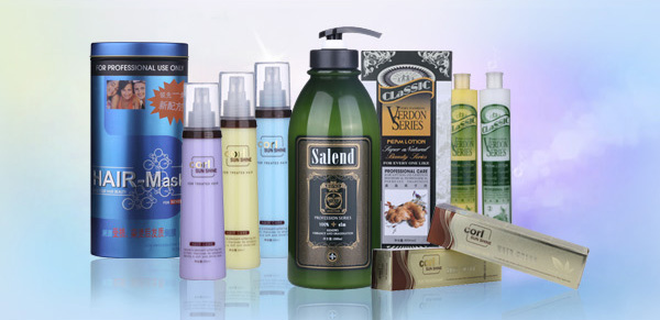 Perm repair hair products for professional salon use