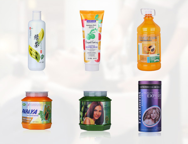 GMPC ISO Certification siroumei series hair care conditioners