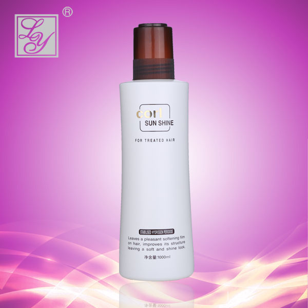 Private label hair color peroxide