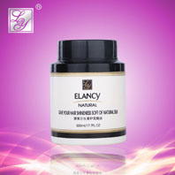 Sleek shine hair treatment cream