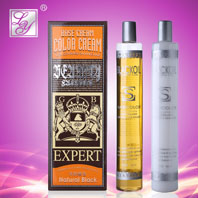 Over 17 years experience factory 100% cover grey natural black shampoo hair